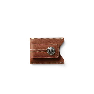 Leather Cash Clip